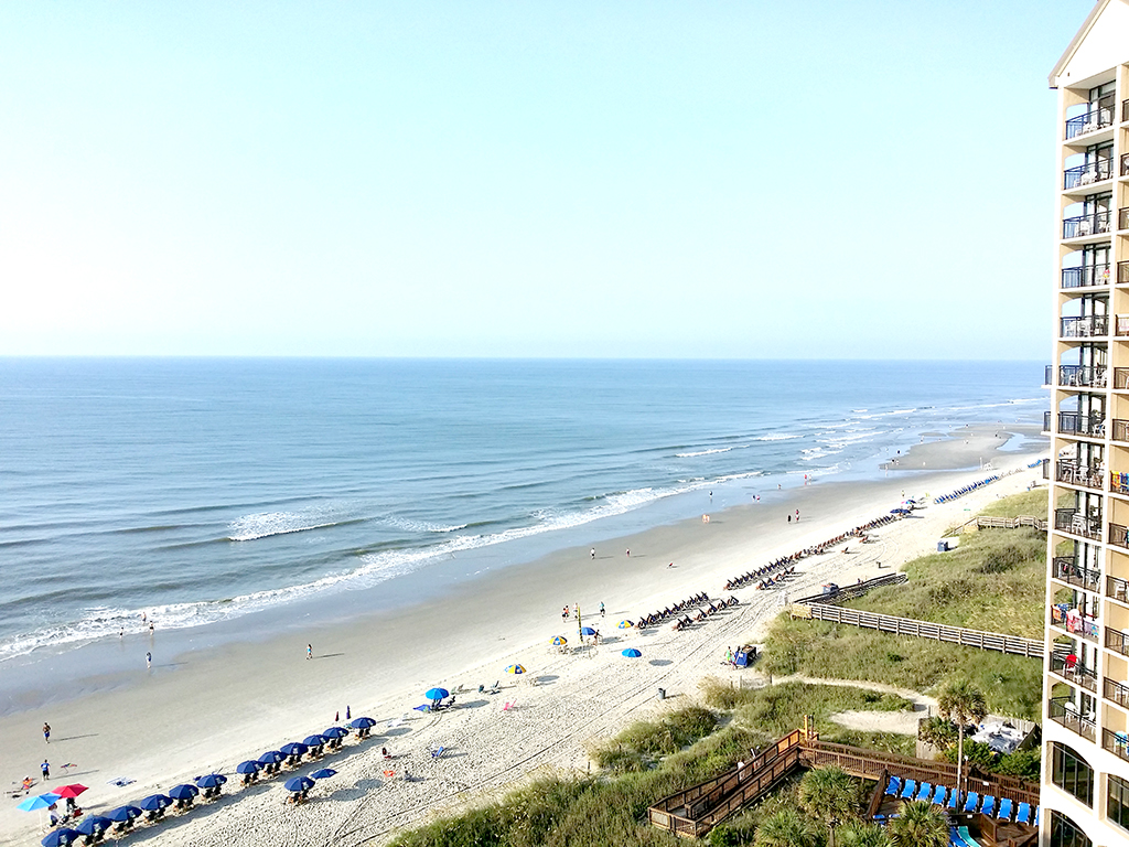 Luxury Beach Cove Resorts And Condos In North Myrtle Beach